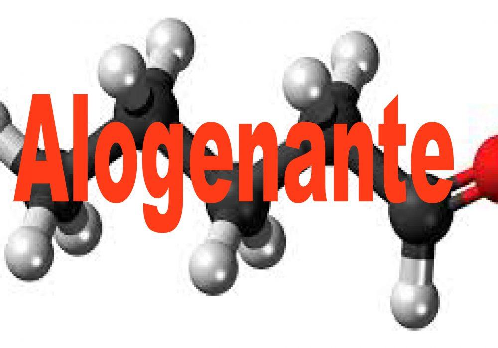 L'Alogenante e le sue funzionalità.