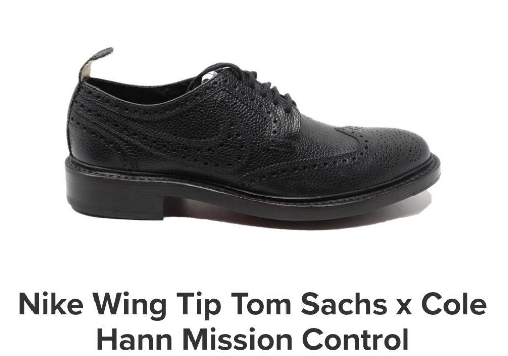 Le Nike Wing Tip Tom da non credere.